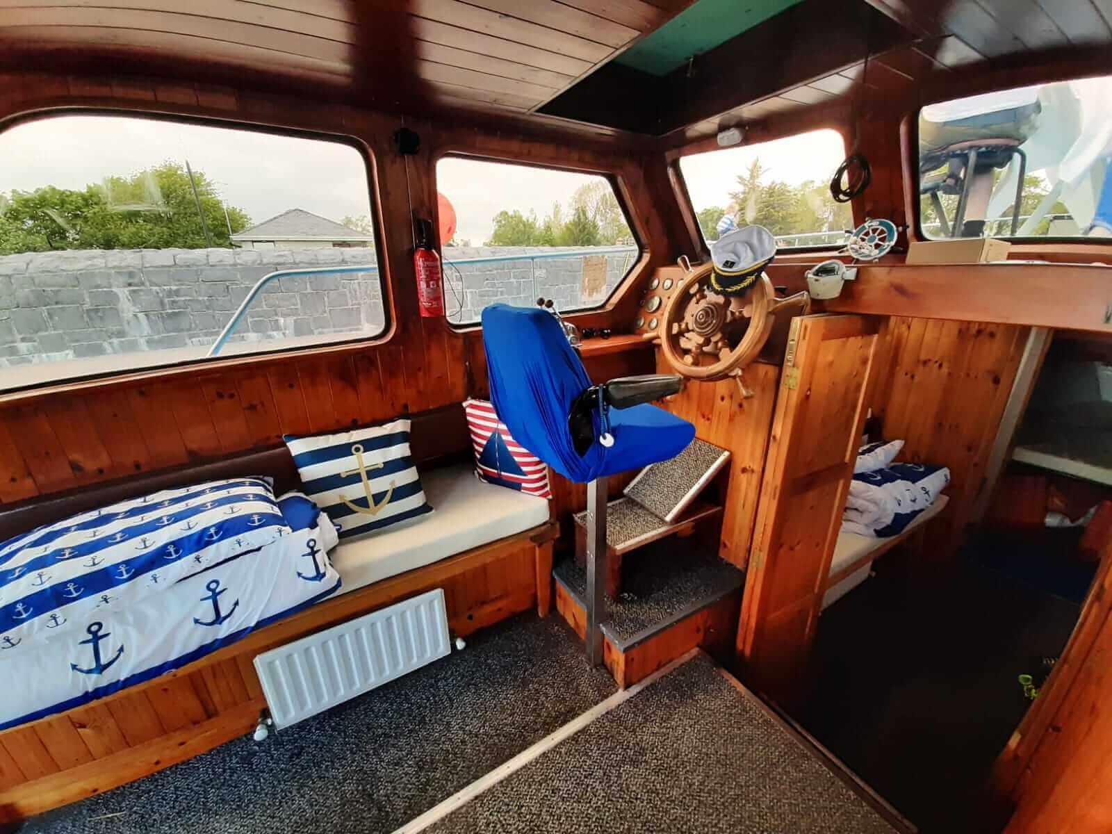 Cruiser Boats Ireland - Shannon Boat Rental 29