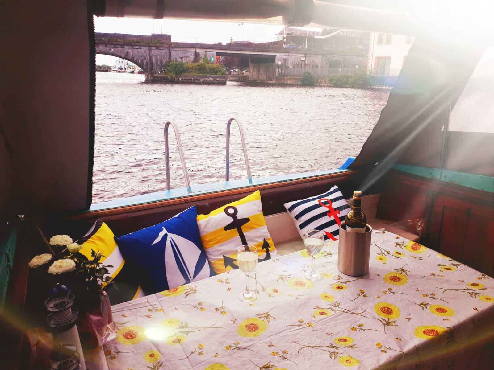 Cruiser Boats Ireland - Shannon Boat Rental 55