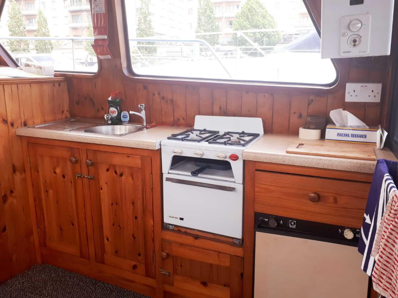 Cruiser Boats Ireland - Shannon Boat Rental 56